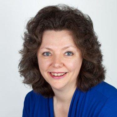 Yvonne van Barreveld, bij 'even voorstellen'.