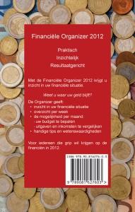 Achterzijde Financiële Organizer 2012