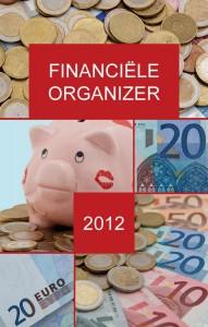 Voorzijde Financiële Organizer 2012