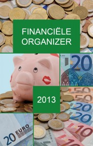 Voorzijde Financiële Organizer 2013