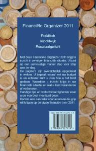 Achterzijde Financiële Organizer 2011