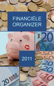 Voorzijde Financiële Organizer 2011