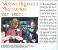 BNI-groep Mercurius in De Ondernemer